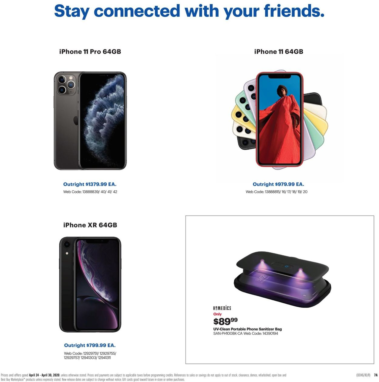 Best Buy Flyer - 04/24-04/30/2020 (Page 11)