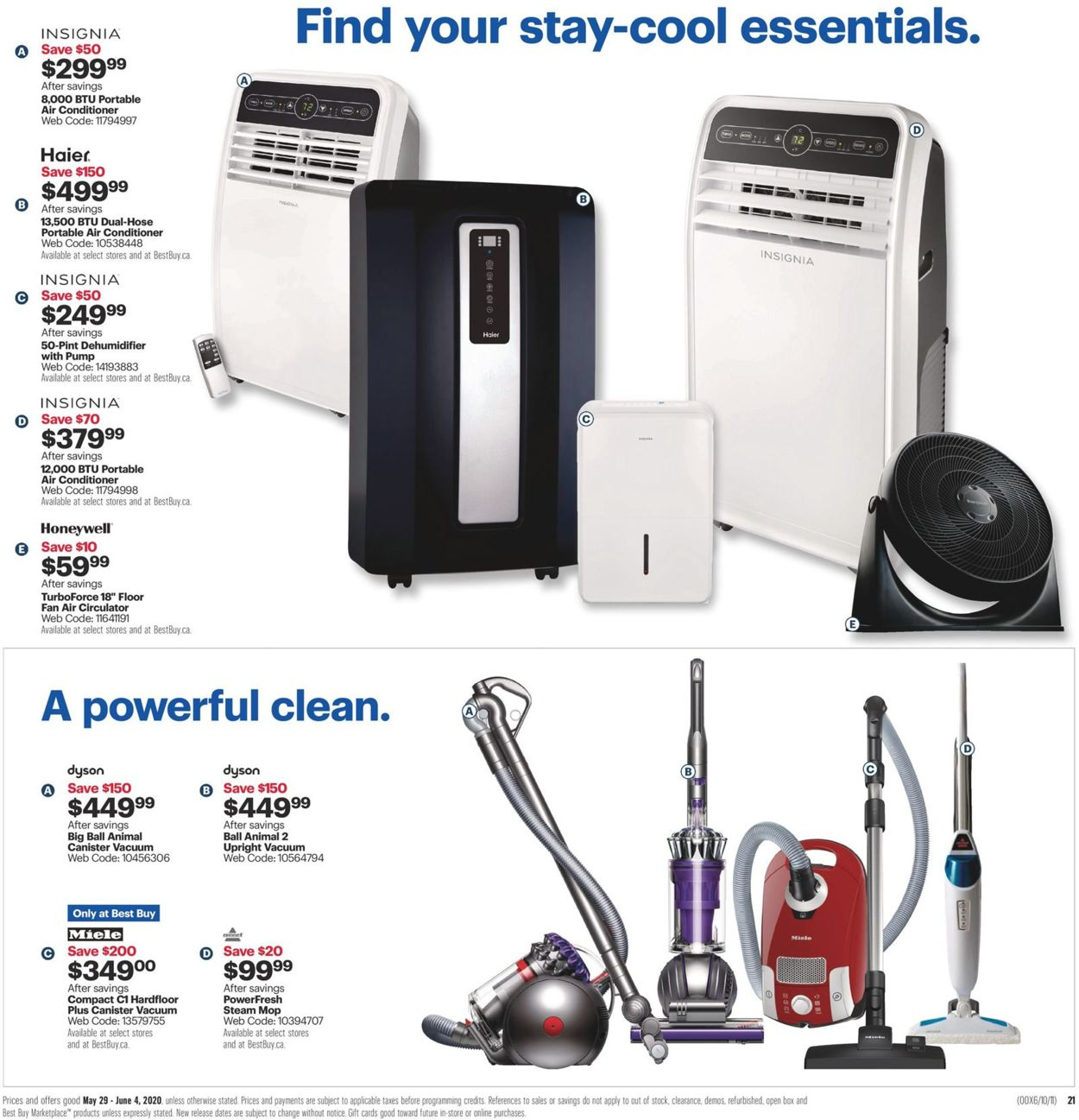 Best Buy Flyer - 05/29-06/04/2020 (Page 22)