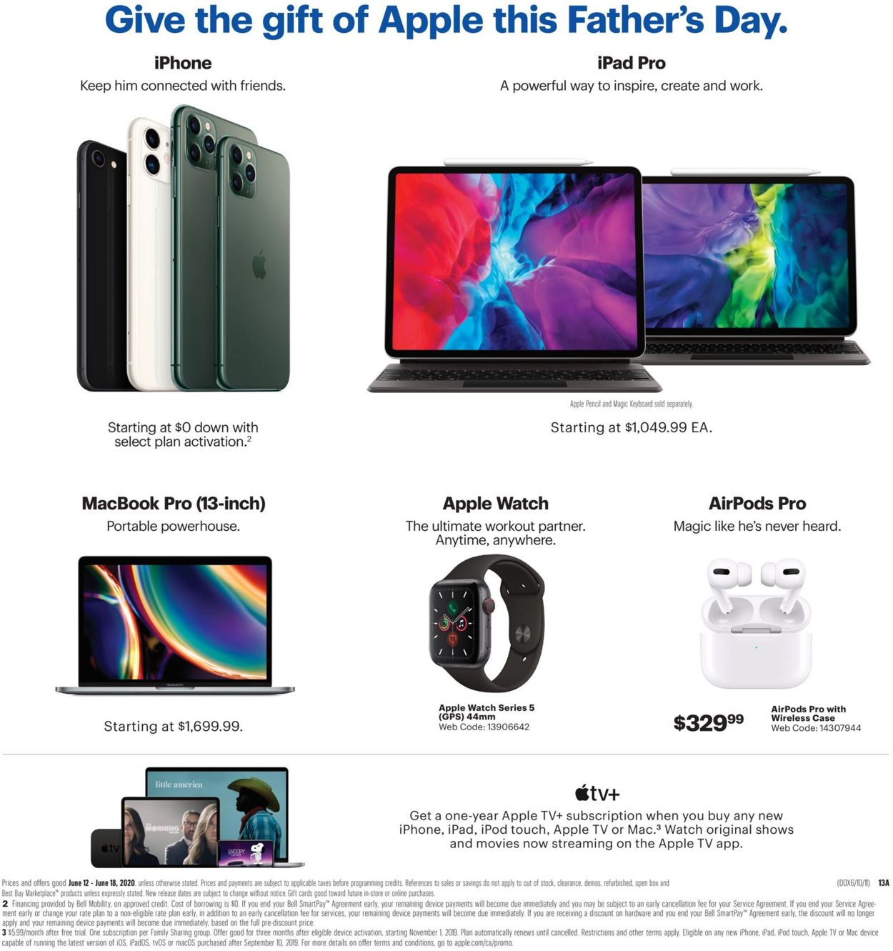 Best Buy Flyer - 06/12-06/18/2020