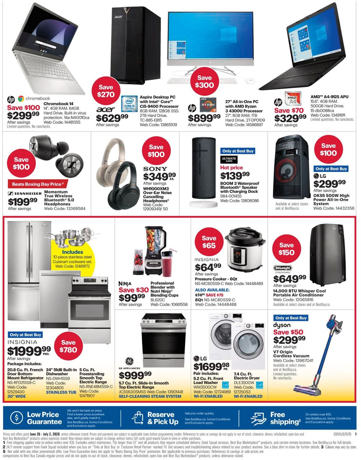 Best Buy Flyer - 06/26-07/02/2020 (Page 2)