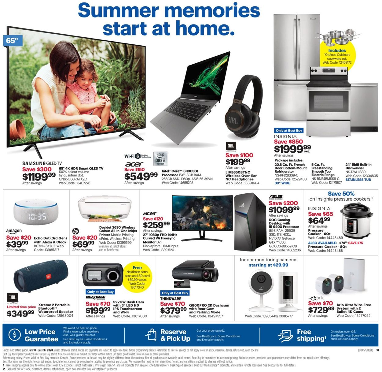 Best Buy Flyer - 07/10-07/16/2020 (Page 4)