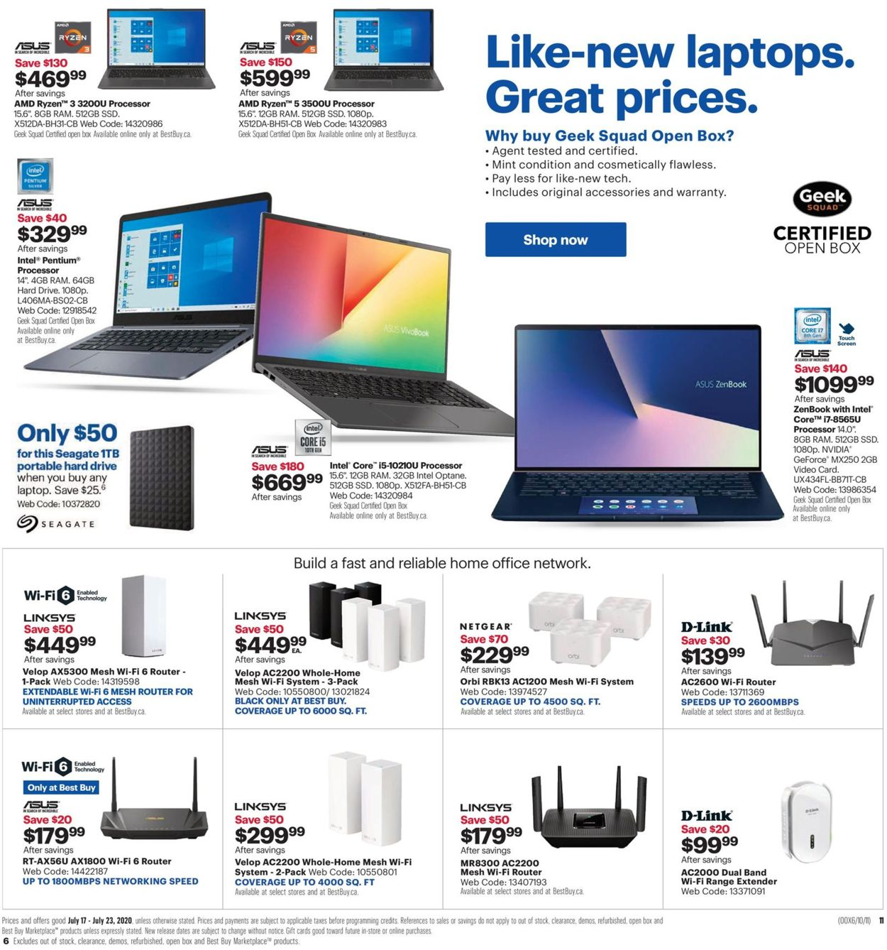 Best Buy Flyer - 07/17-07/23/2020 (Page 16)
