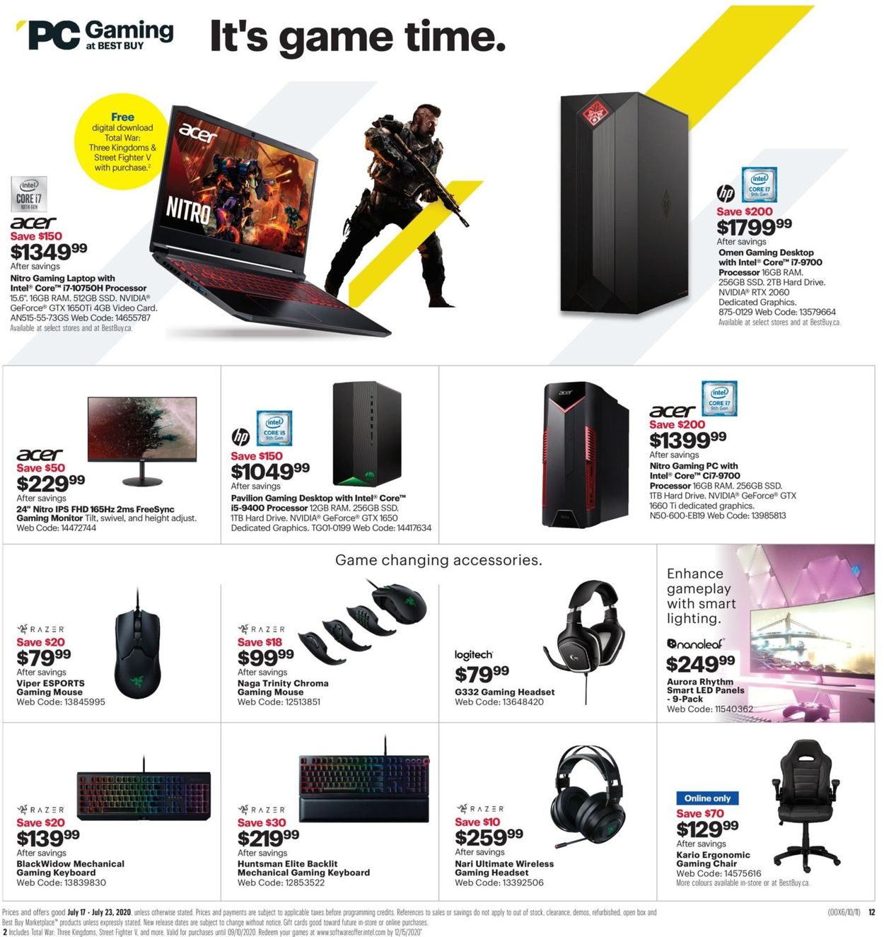Best Buy Flyer - 07/17-07/23/2020 (Page 17)