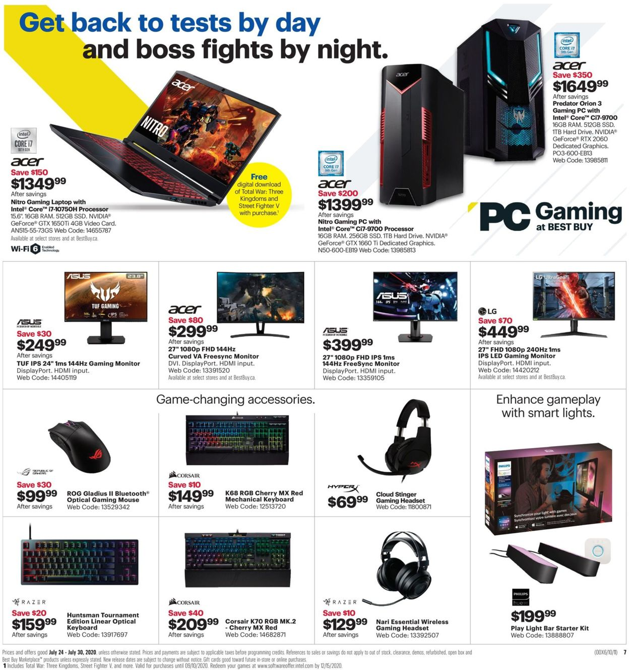 Best Buy Flyer - 07/24-07/30/2020 (Page 12)