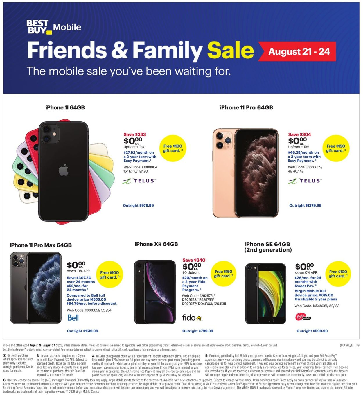 Best Buy Flyer - 08/21-08/24/2020 (Page 2)