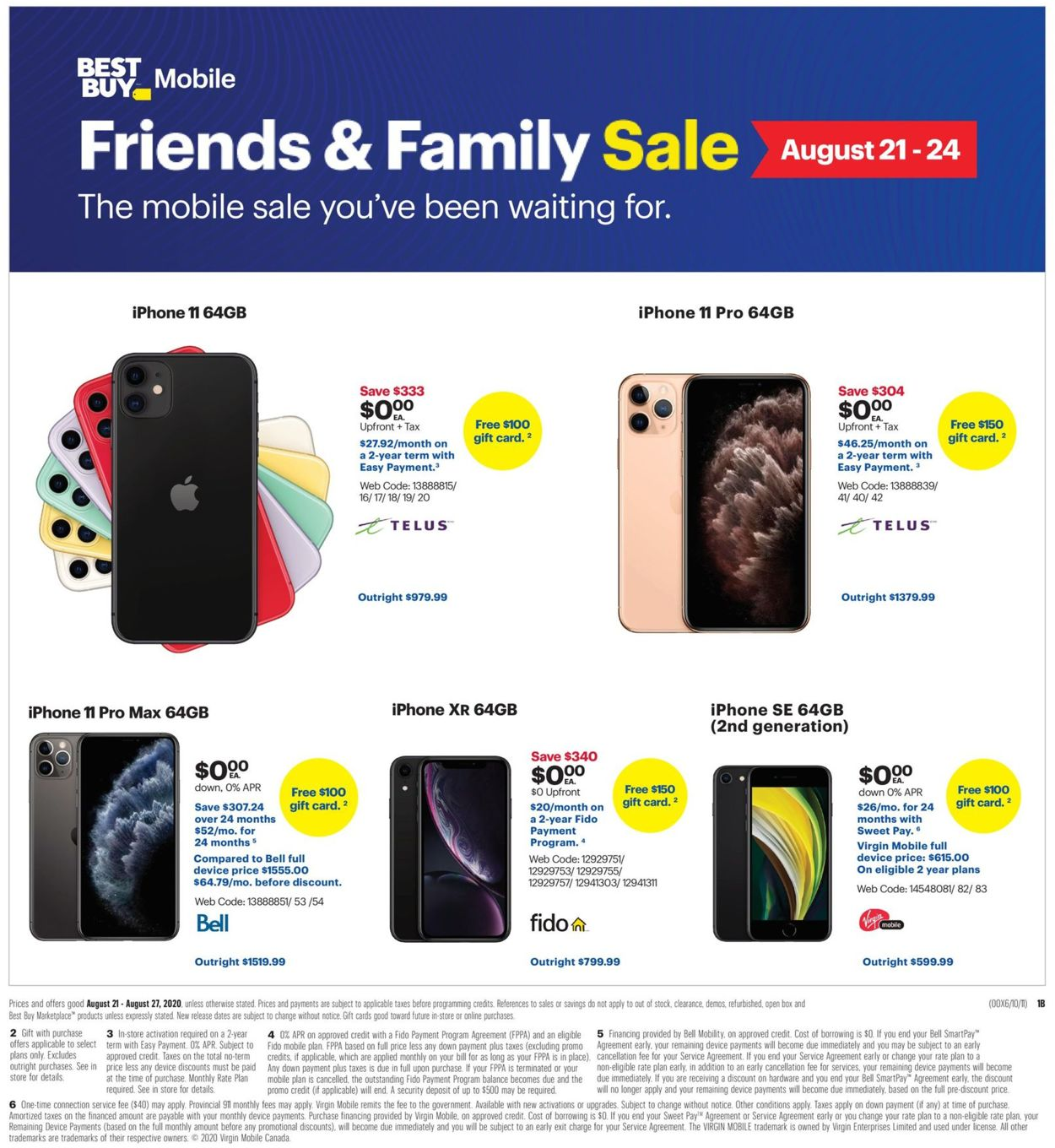 Best Buy Flyer - 08/21-08/27/2020 (Page 6)