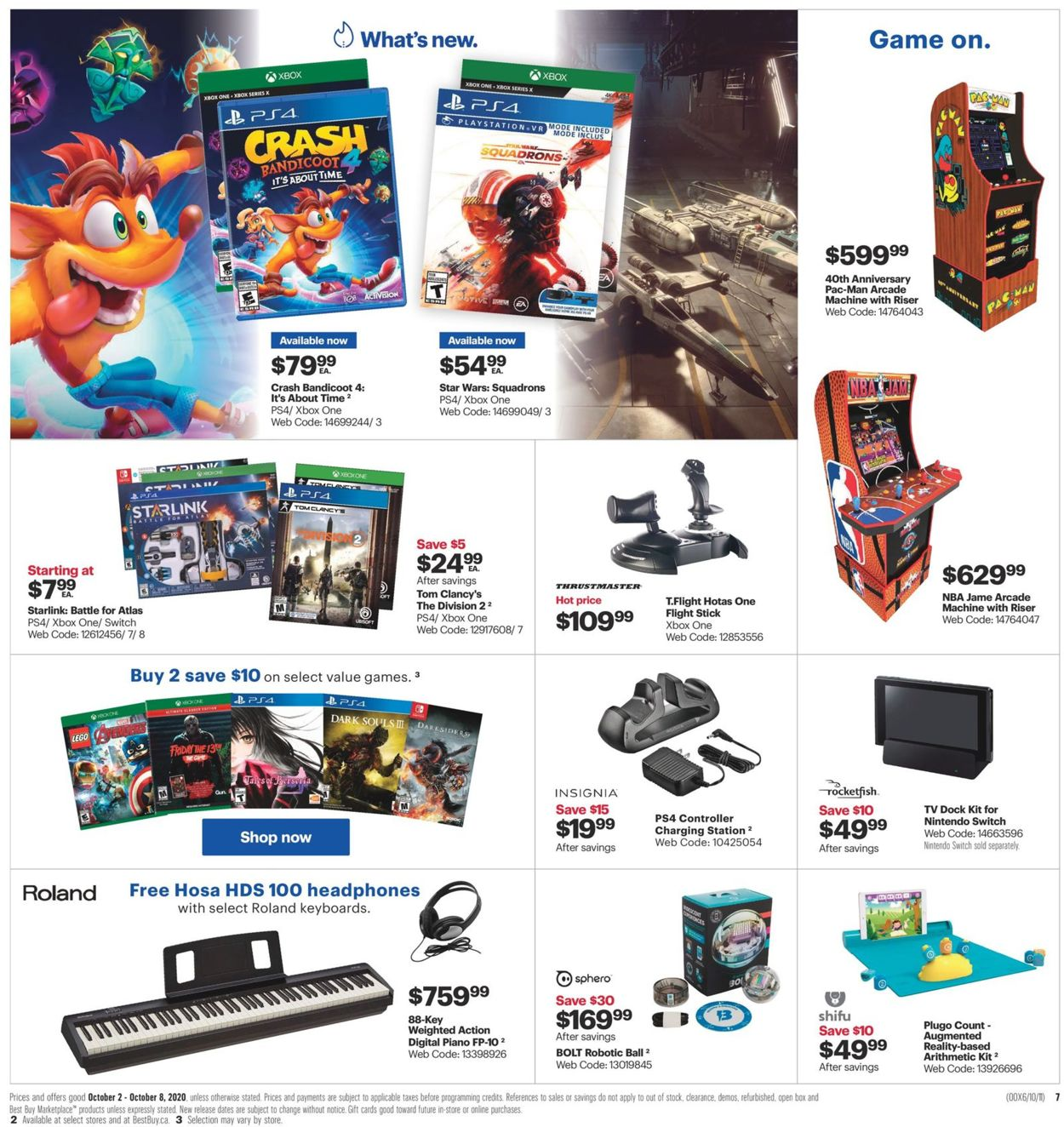 Best Buy Flyer - 10/02-10/08/2020 (Page 10)