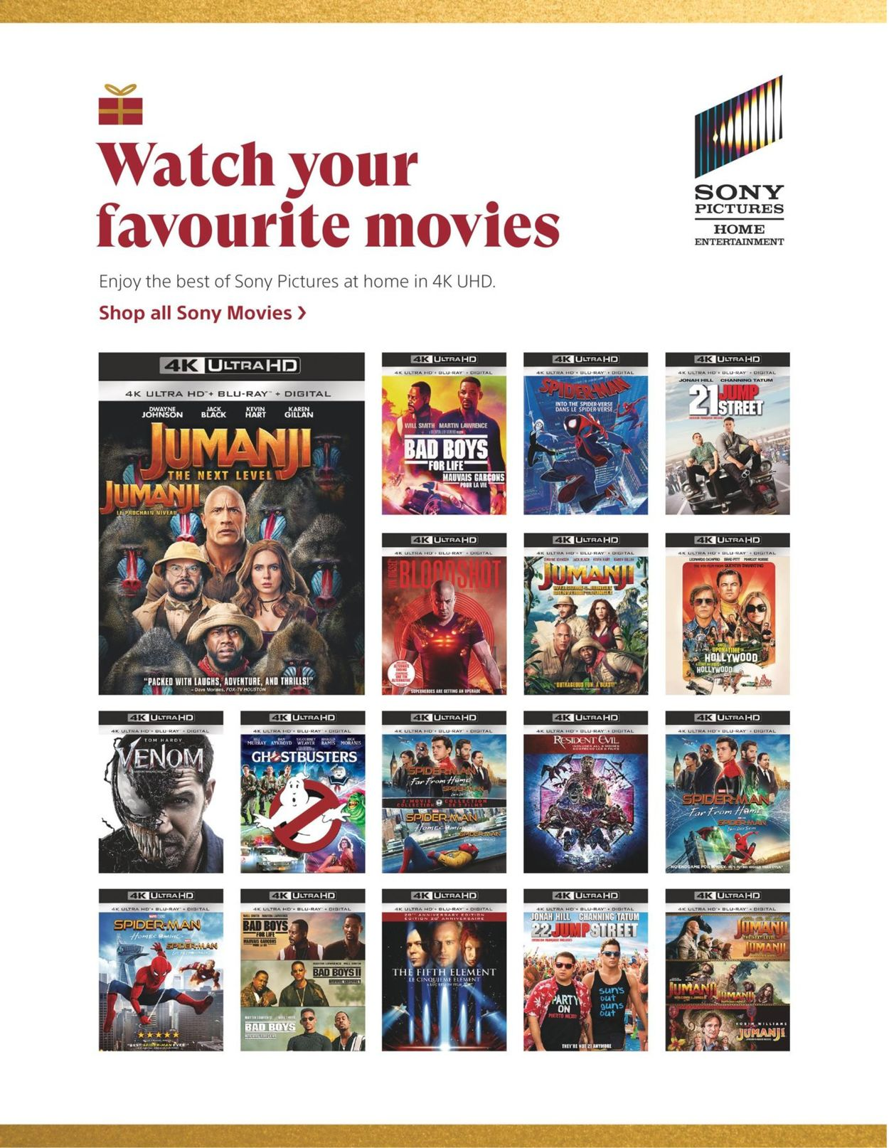 Best Buy - Holidays 2020 Flyer - 11/01-12/24/2020 (Page 4)