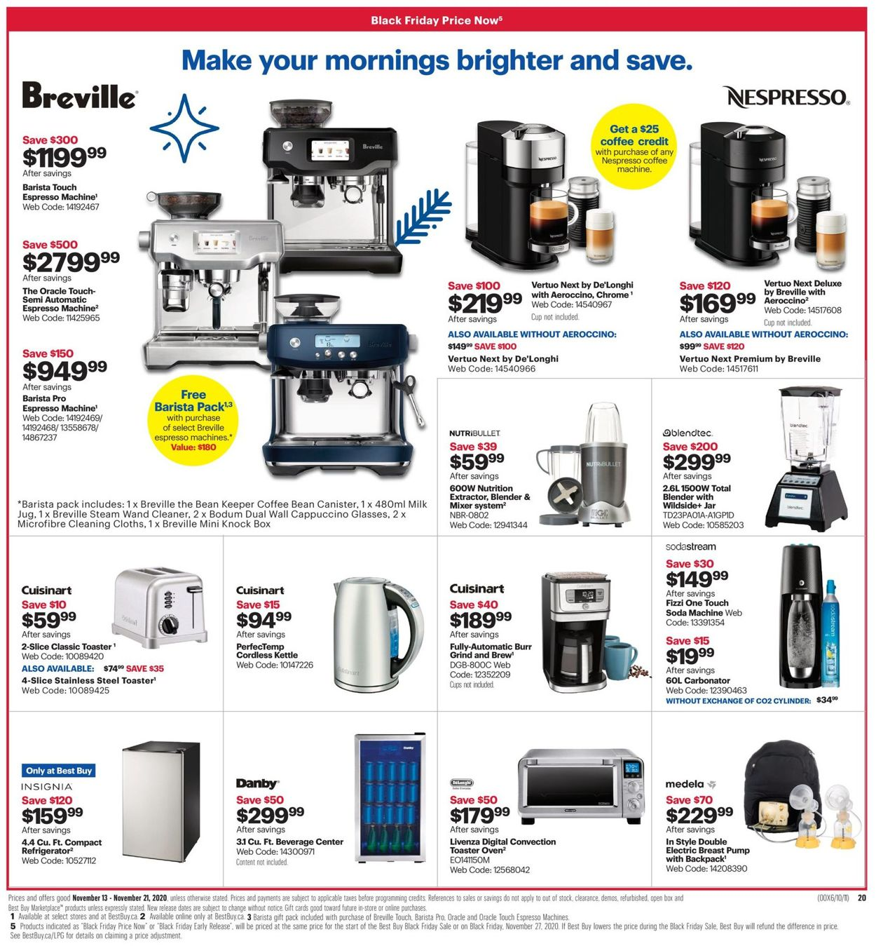 Best Buy - Black Friday 2020 Flyer - 11/13-11/21/2020 (Page 29)