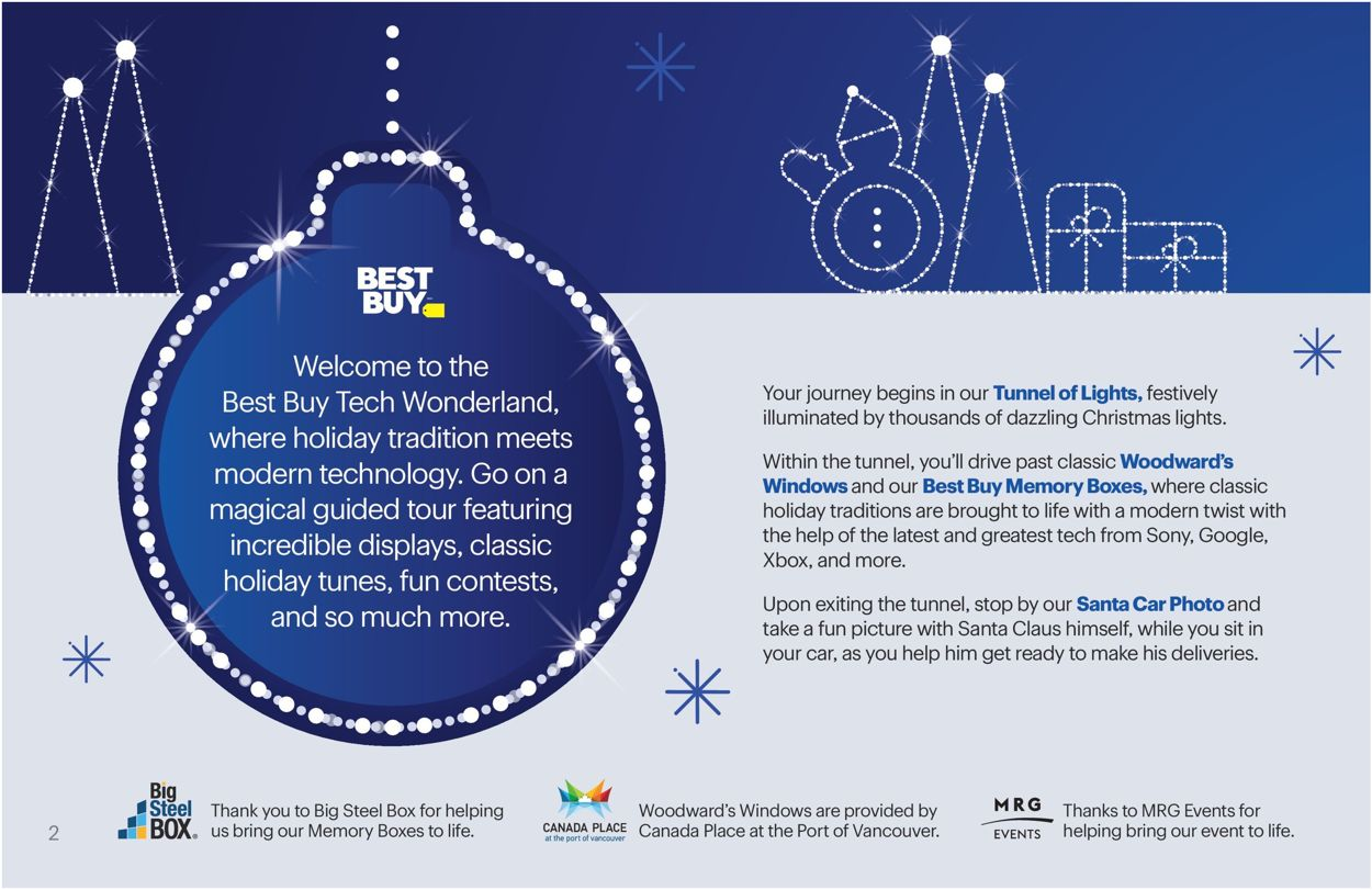 Best Buy - Holiday 2020 Flyer - 11/13-12/25/2020 (Page 2)