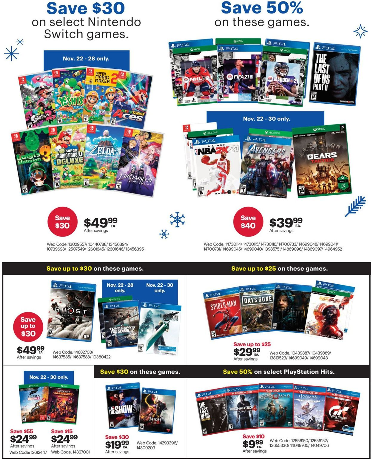 Best Buy - Black Friday 2020 Flyer - 11/22-12/03/2020 (Page 25)
