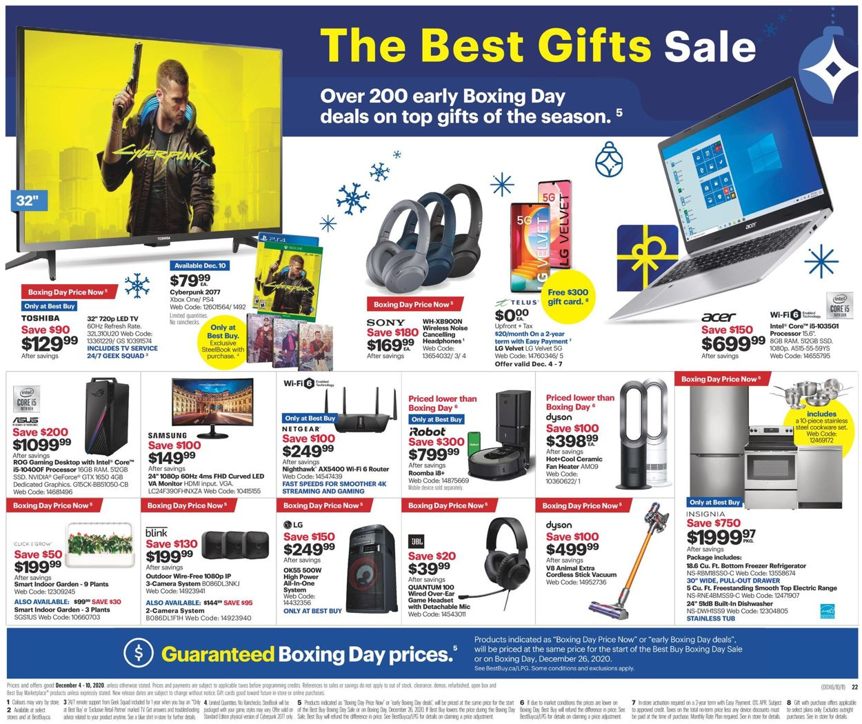 Best Buy - Early Boxing Day Flyer - 12/04-12/10/2020 (Page 5)
