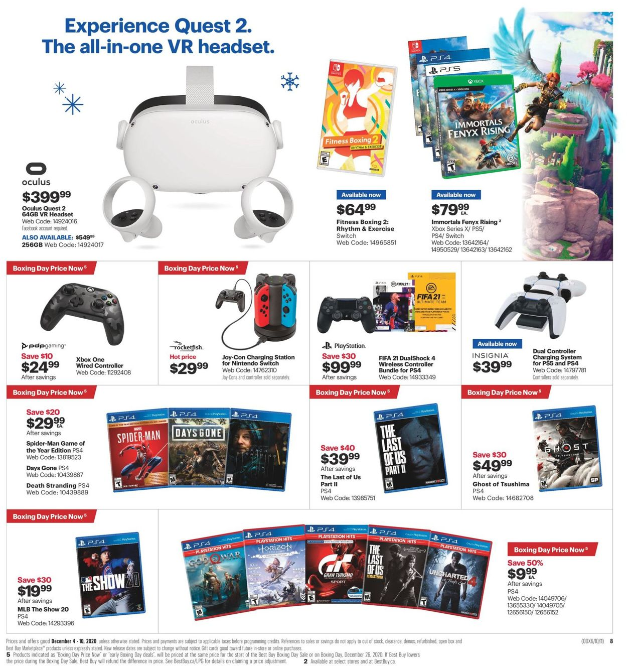 Best Buy - Early Boxing Day Flyer - 12/04-12/10/2020 (Page 16)