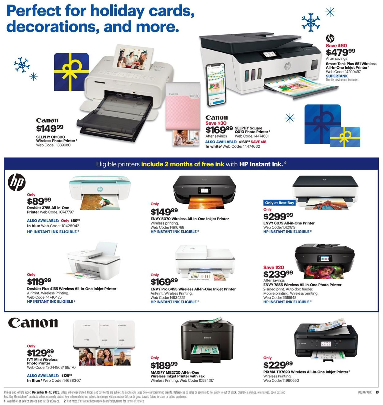 Best Buy - Christmas 2020 Flyer - 12/11-12/17/2020 (Page 4)