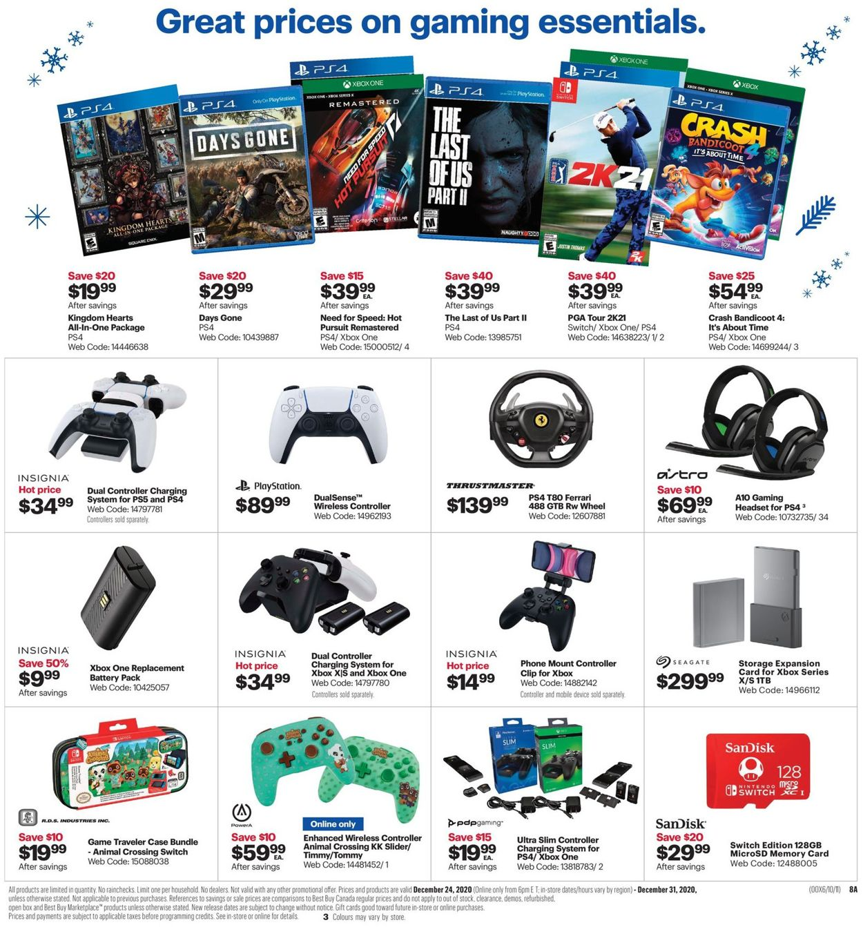 Best Buy - Boxing Day 2020 Flyer - 12/24-12/31/2020 (Page 29)
