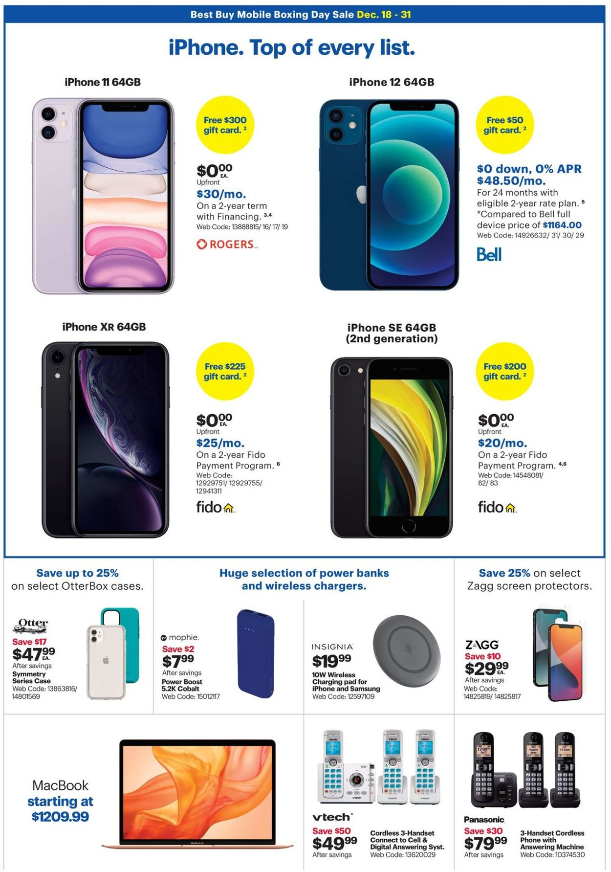 Best Buy - Boxing Day 2020 Flyer - 12/24-12/31/2020 (Page 35)