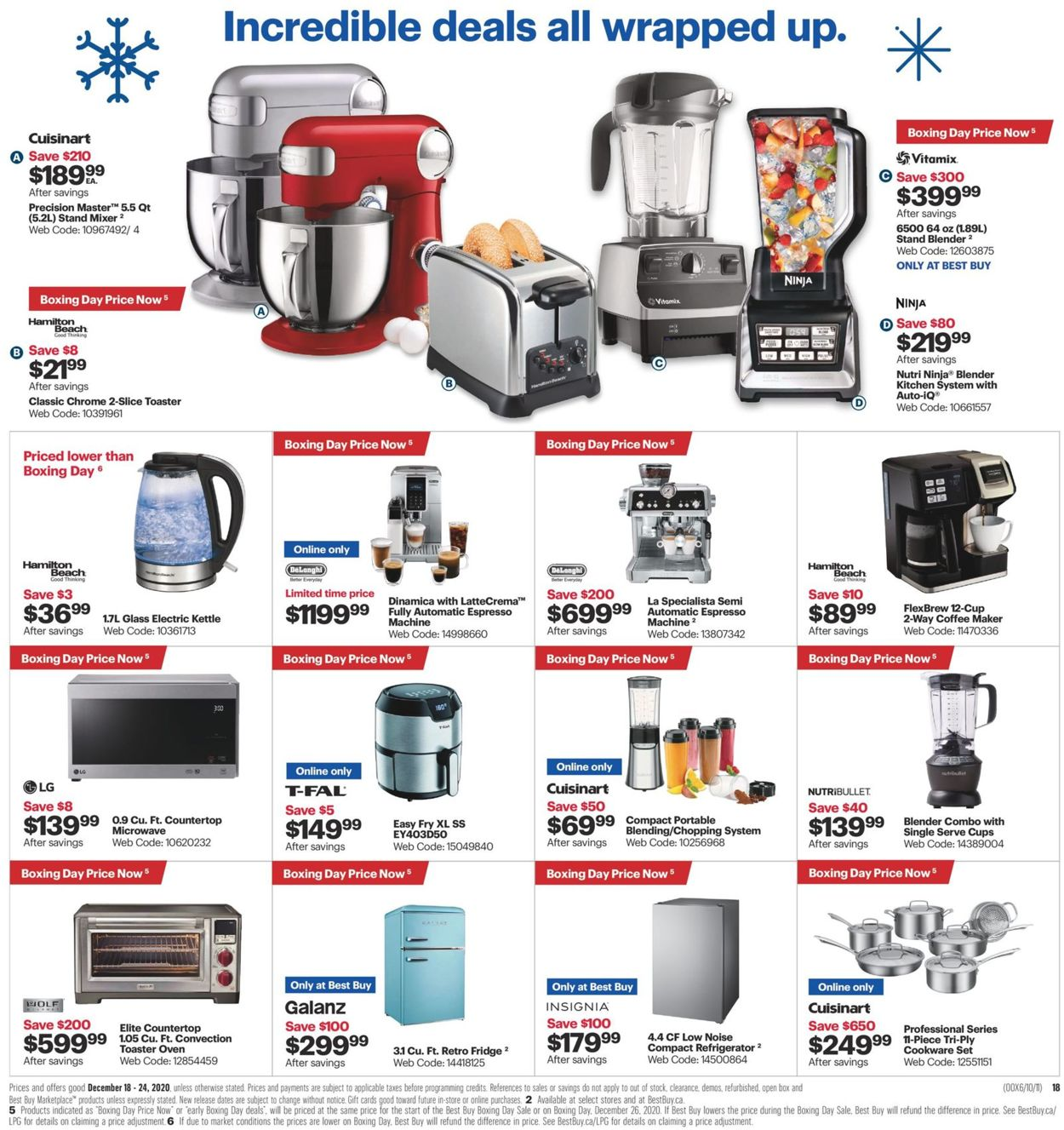 Best Buy - Boxing Day 2020 Flyer - 12/18-12/24/2020 (Page 24)