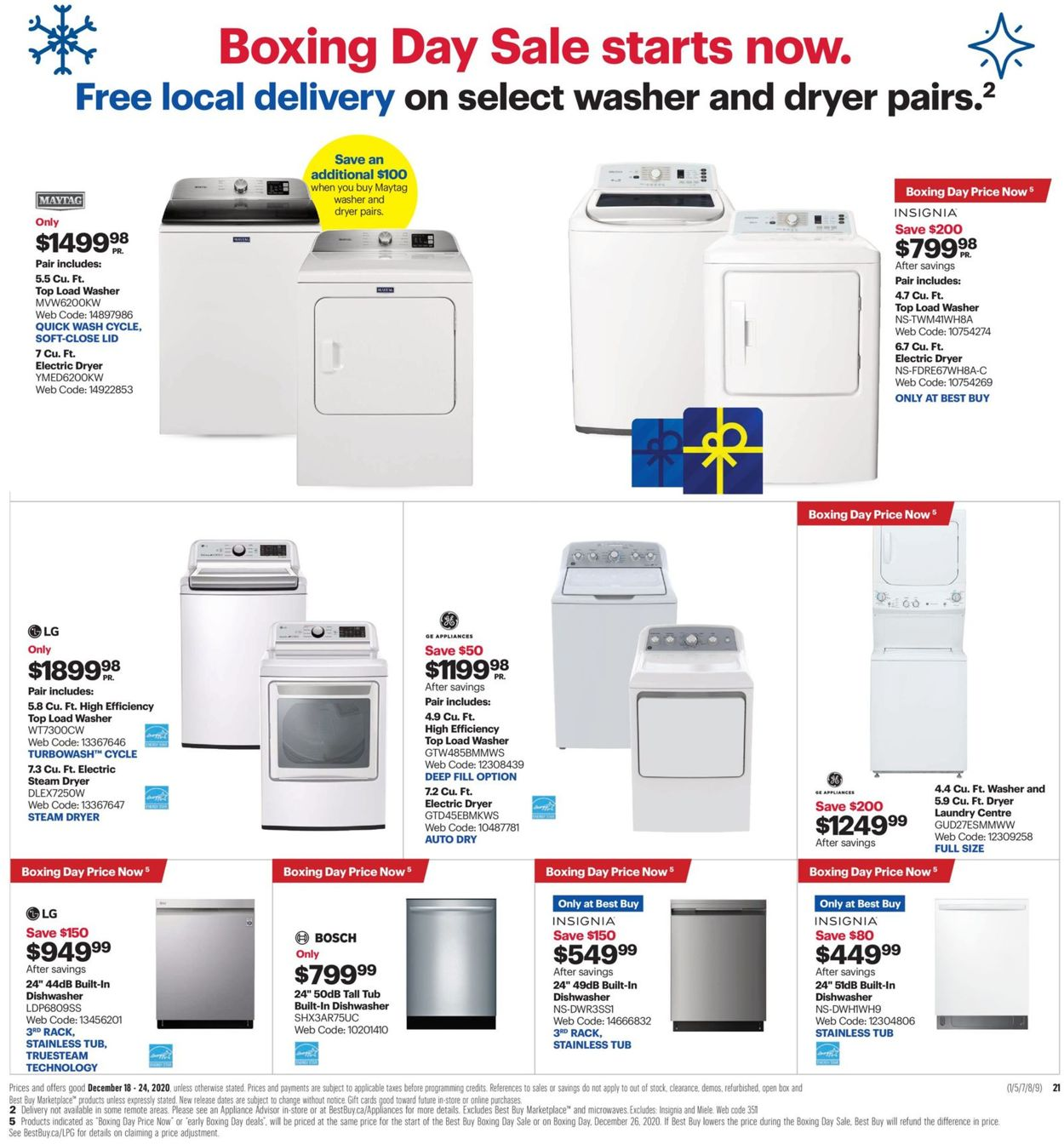 Best Buy - Boxing Day 2020 Flyer - 12/18-12/24/2020 (Page 27)