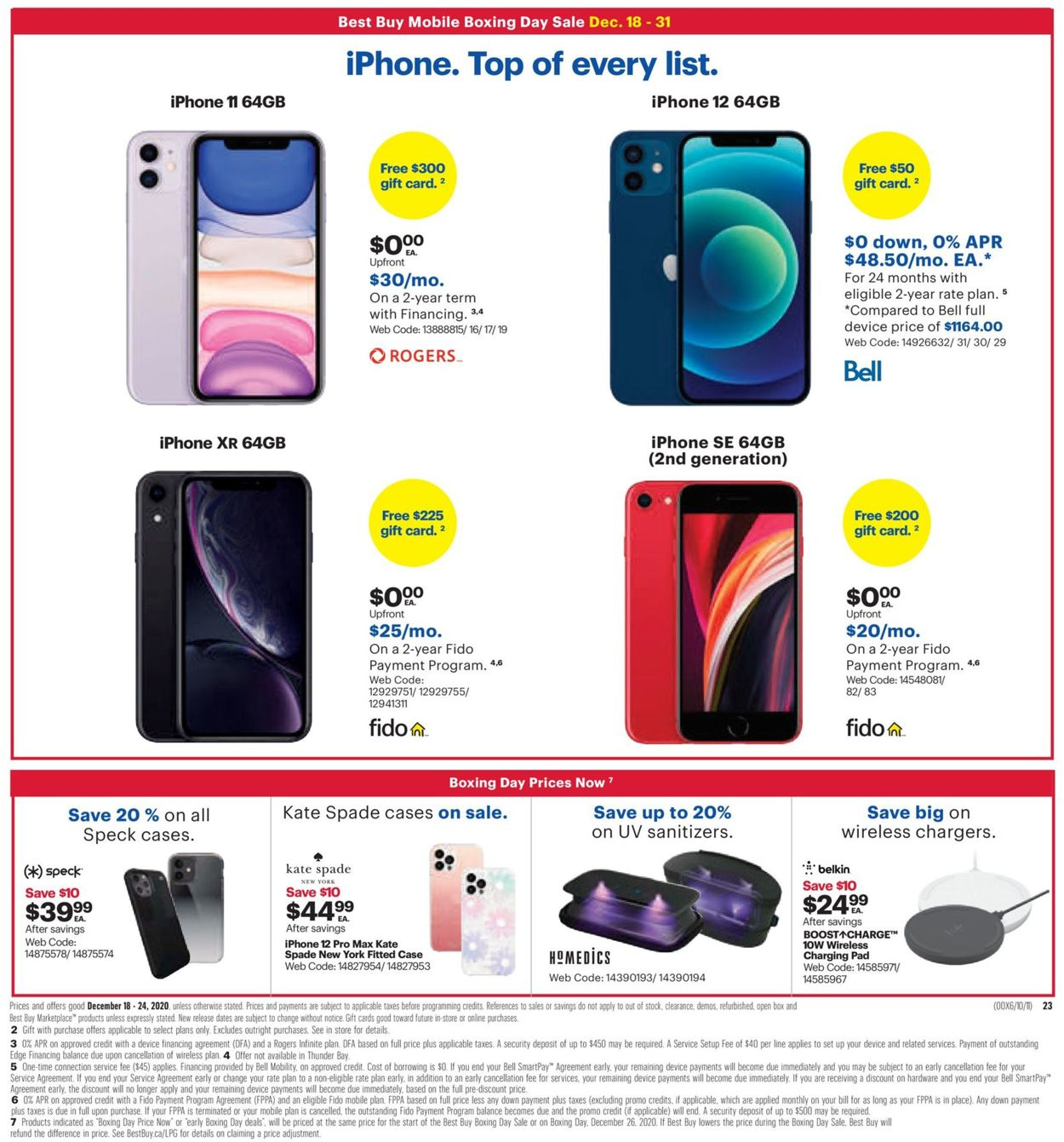 Best Buy - Boxing Day 2020 Flyer - 12/18-12/24/2020 (Page 28)