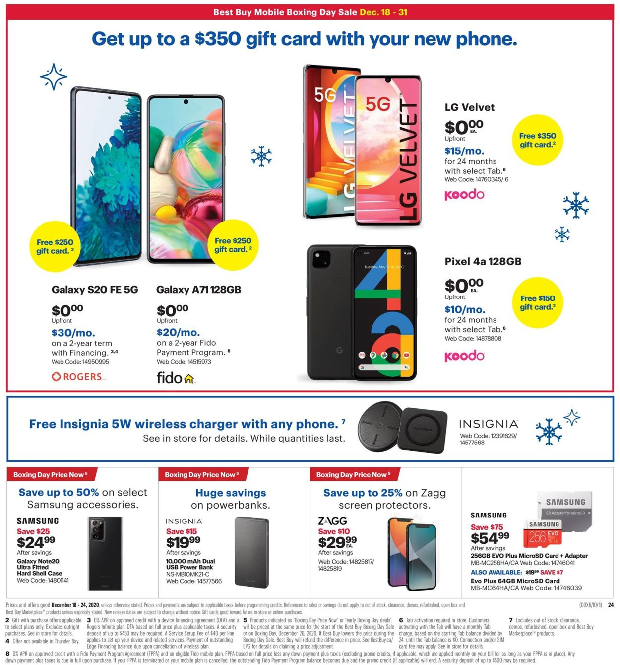 Best Buy - Boxing Day 2020 Flyer - 12/18-12/24/2020 (Page 29)