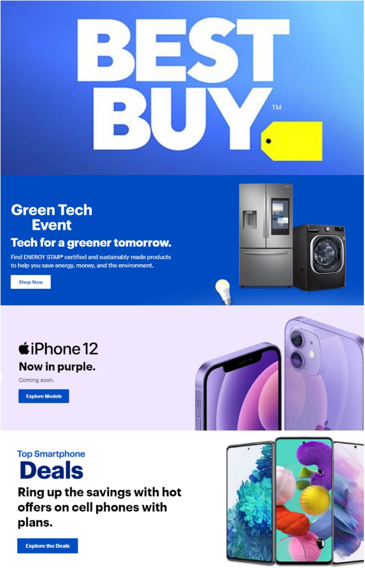 Best Buy Flyer - 04/23-04/29/2021
