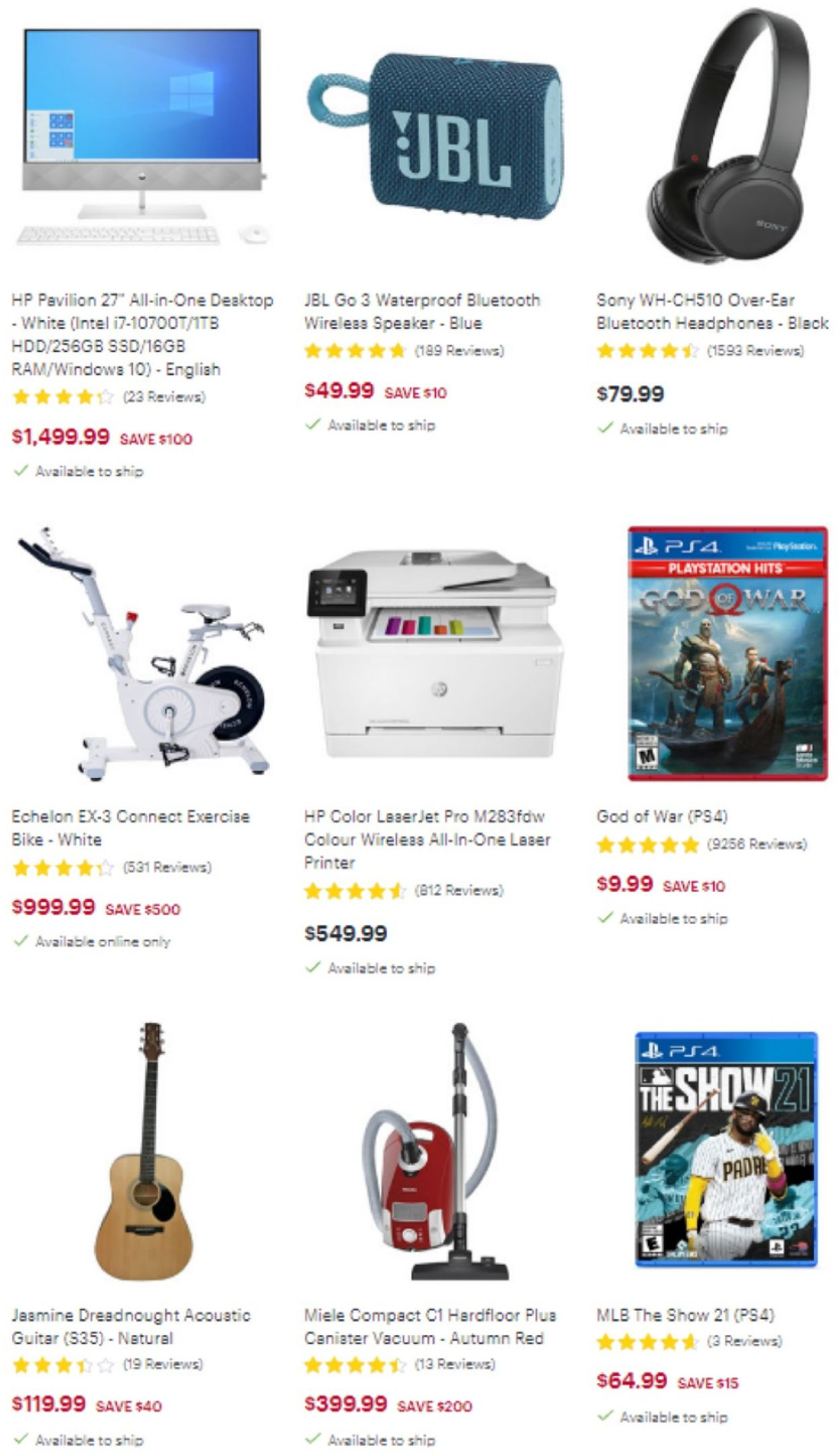 Best Buy Flyer - 05/28-06/03/2021 (Page 8)