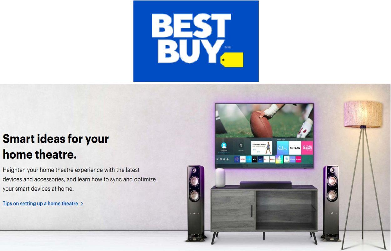 Best Buy Flyer - 09/16-09/22/2021