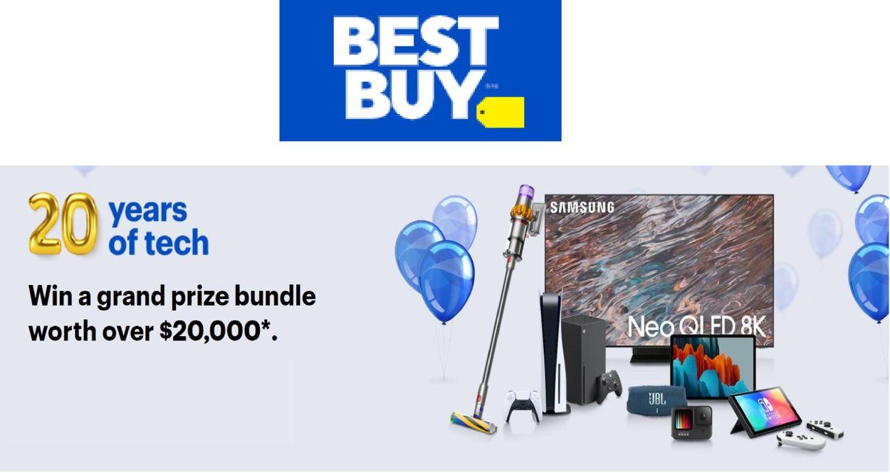 Best Buy Flyer - 10/14-10/20/2021