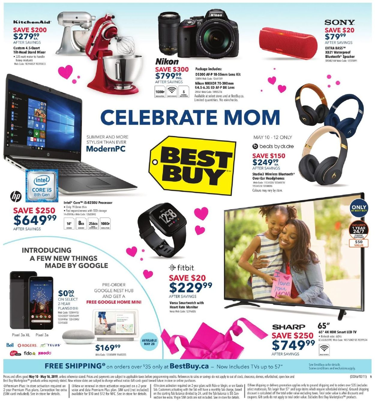 Best Buy Flyer - 05/10-05/16/2019