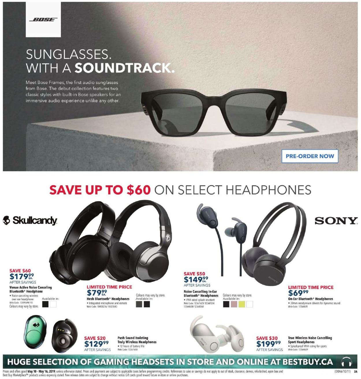 Best Buy Flyer - 05/10-05/16/2019 (Page 4)