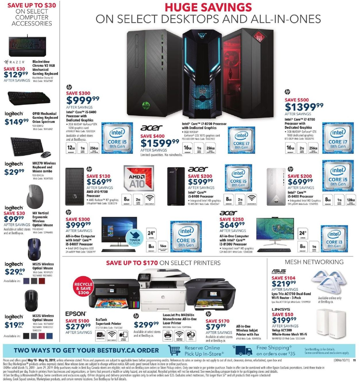 Best Buy Flyer - 05/10-05/16/2019 (Page 27)