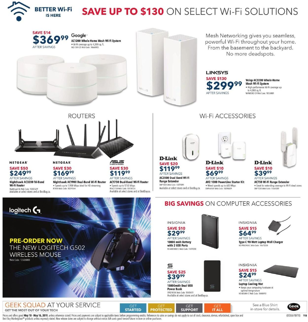 Best Buy Flyer - 05/10-05/16/2019 (Page 30)
