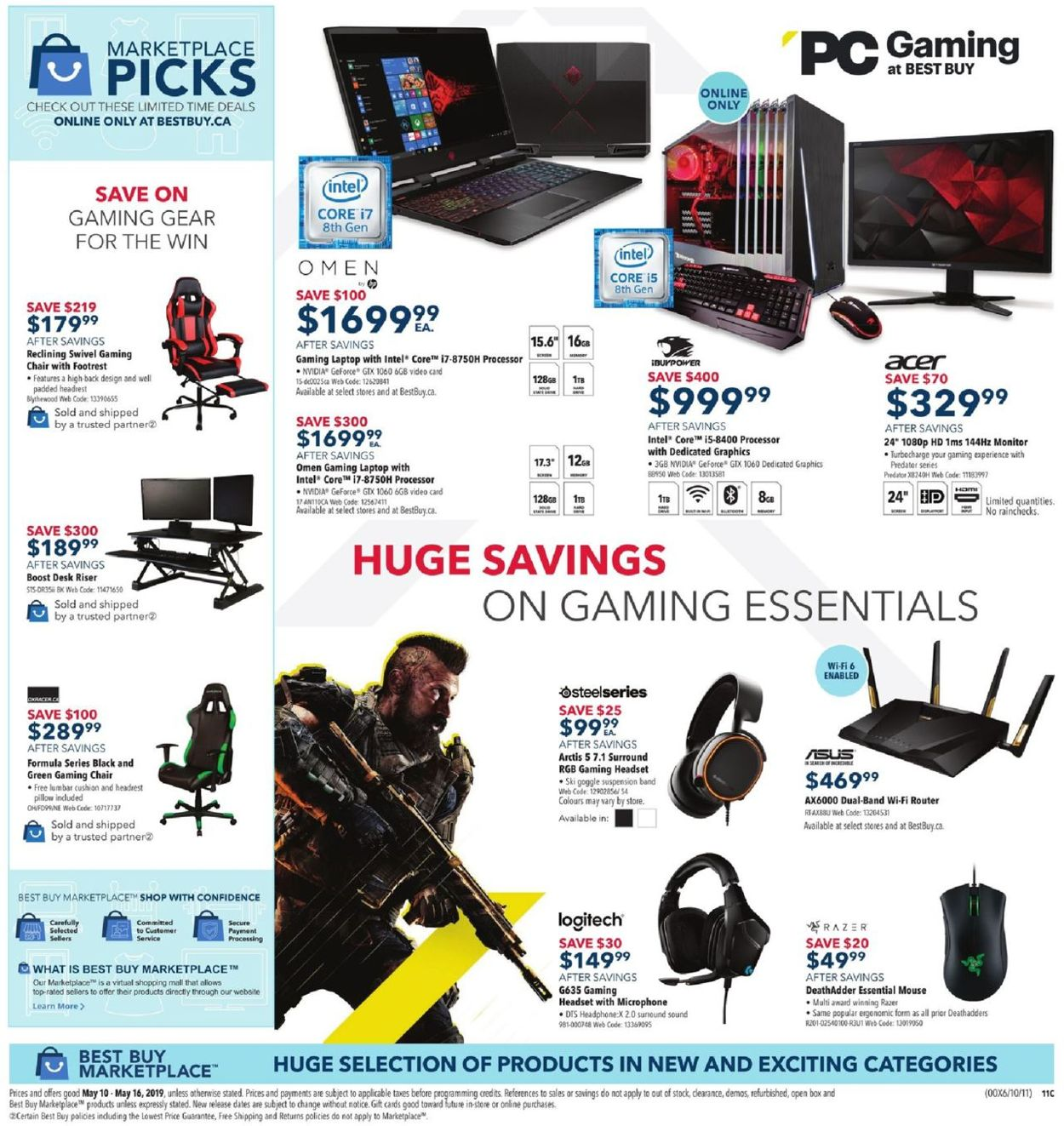 Best Buy Flyer - 05/10-05/16/2019 (Page 31)