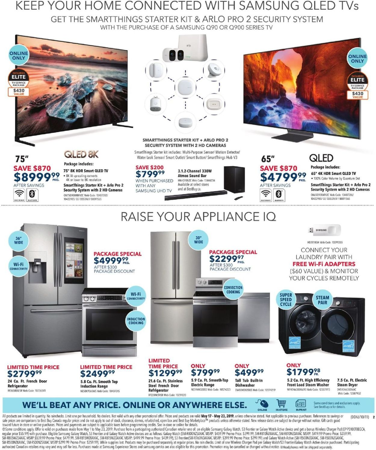 Best Buy Flyer - 05/17-05/23/2019 (Page 4)