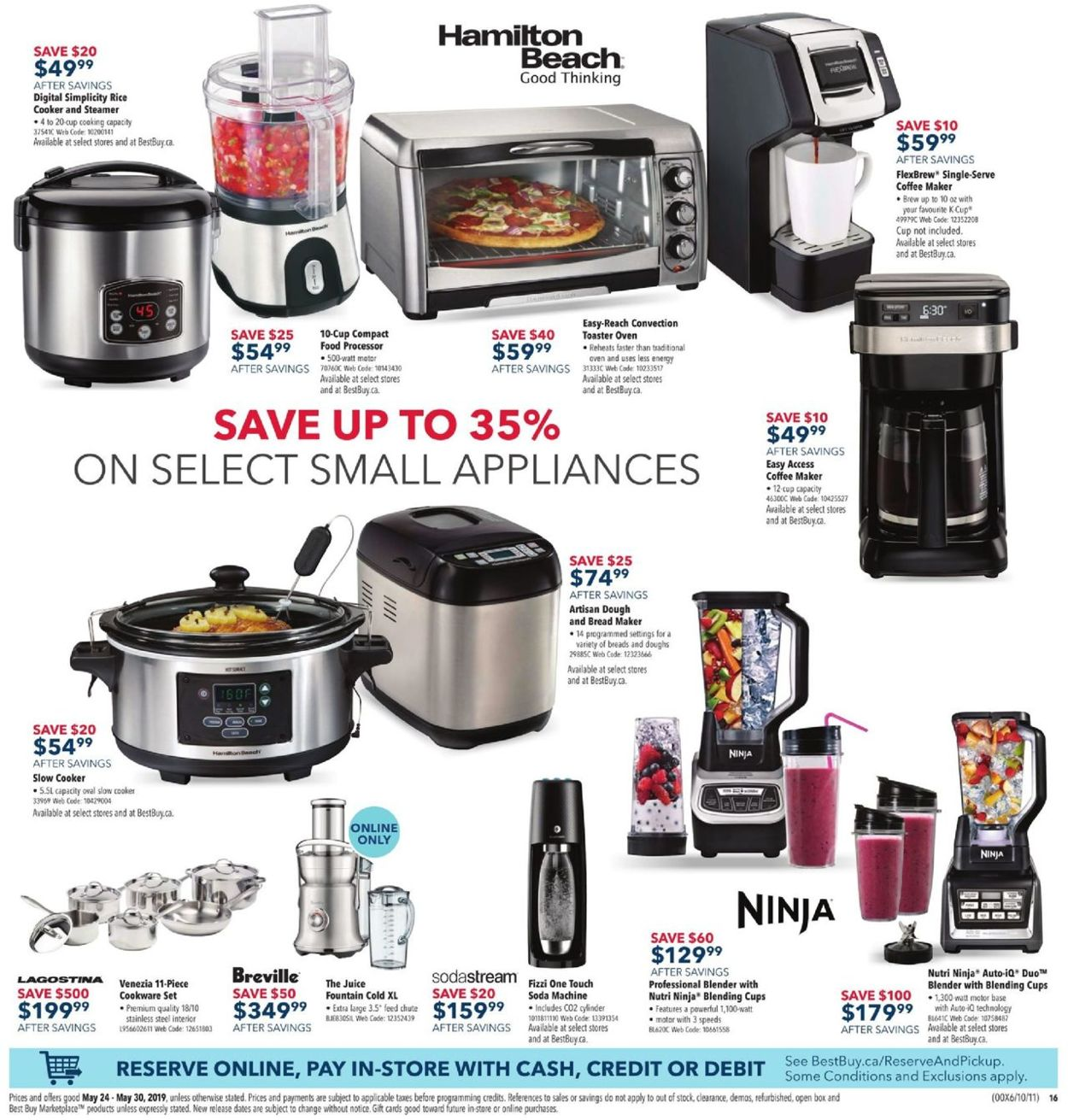 Best Buy Flyer - 05/24-05/30/2019 (Page 18)