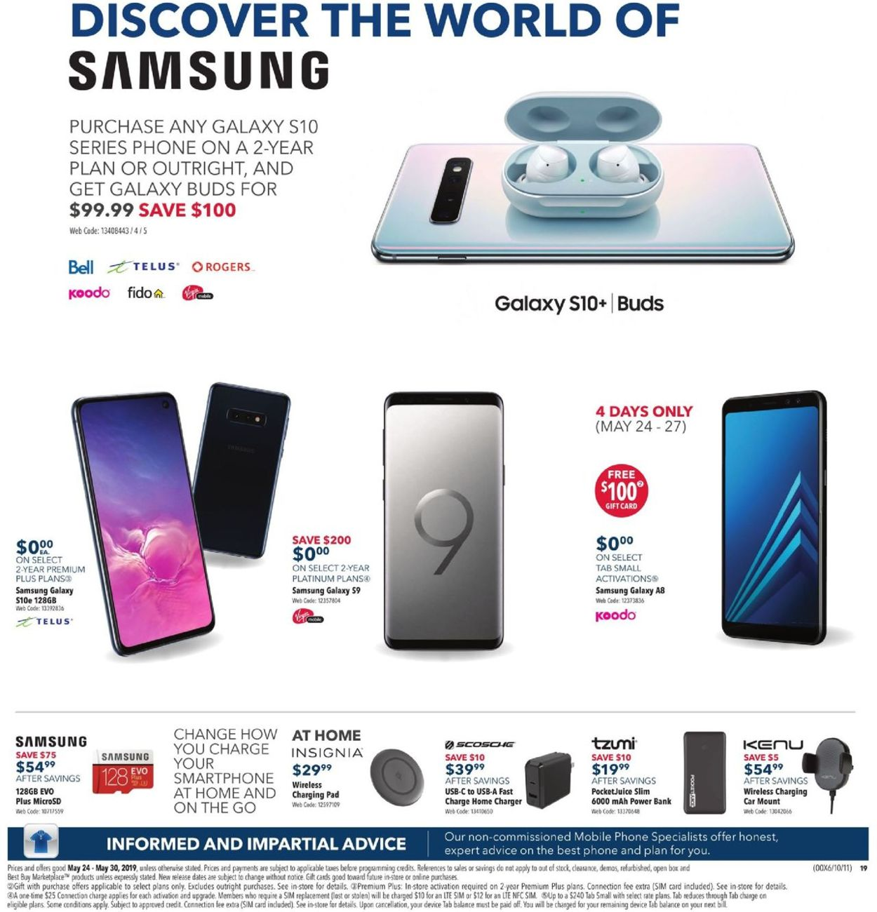 Best Buy Flyer - 05/24-05/30/2019 (Page 21)