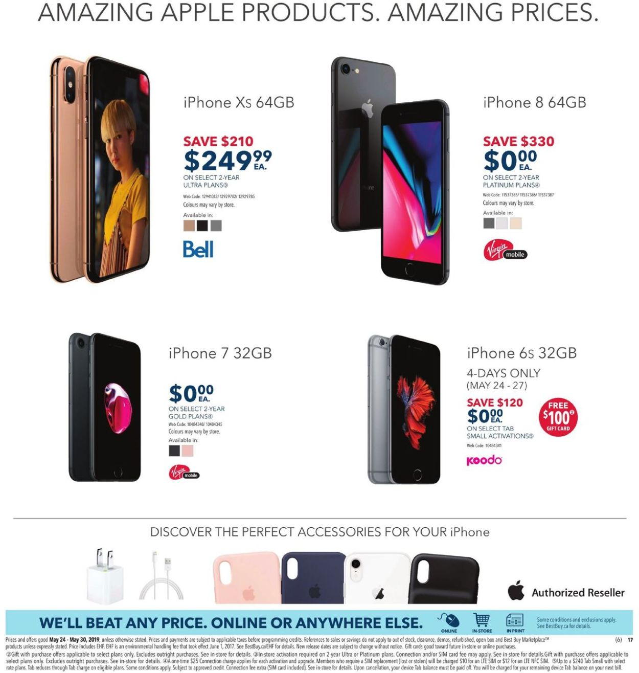 Best Buy Flyer - 05/24-05/30/2019 (Page 19)