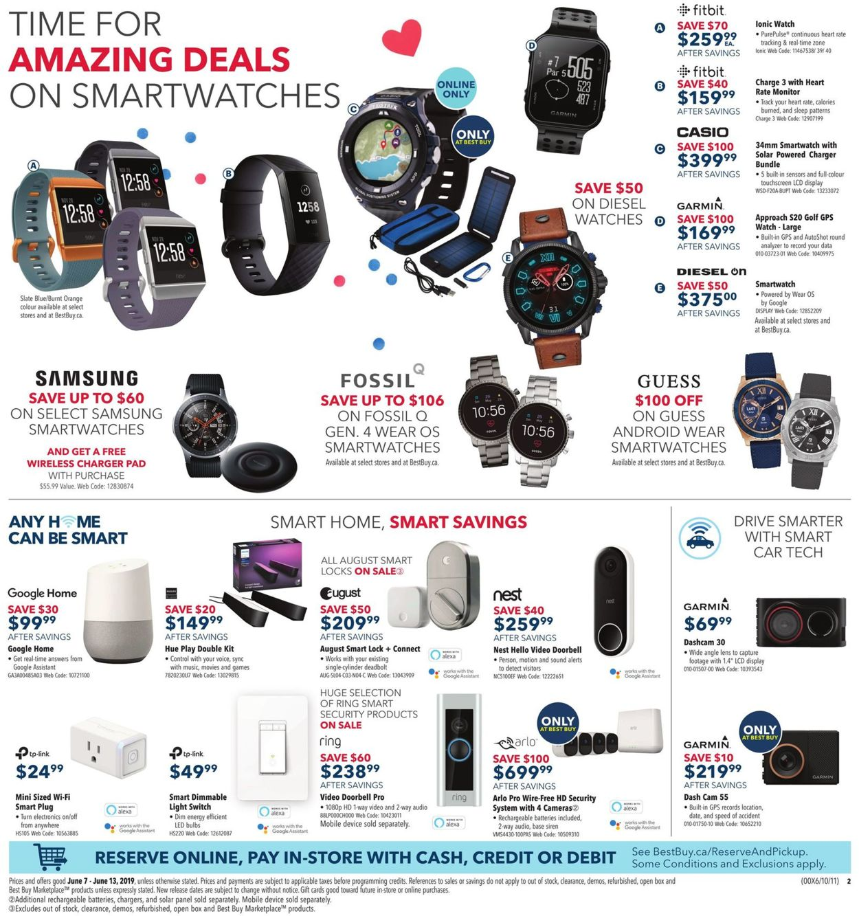 Best Buy Flyer - 06/07-06/13/2019 (Page 4)