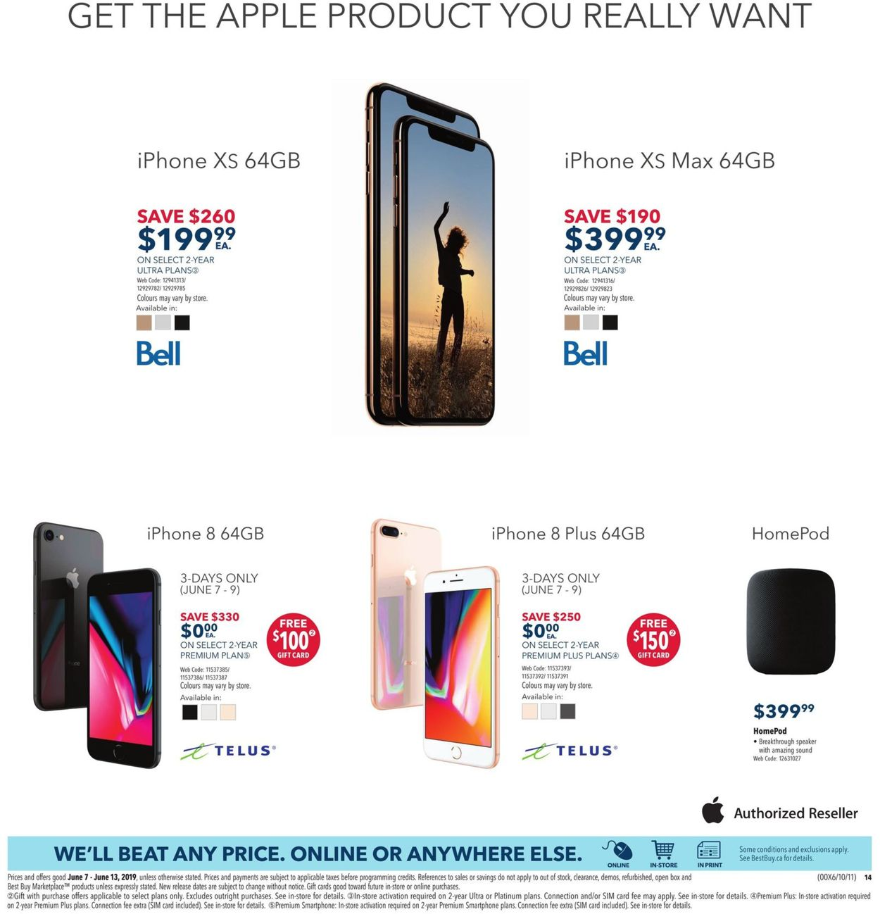 Best Buy Flyer - 06/07-06/13/2019 (Page 26)