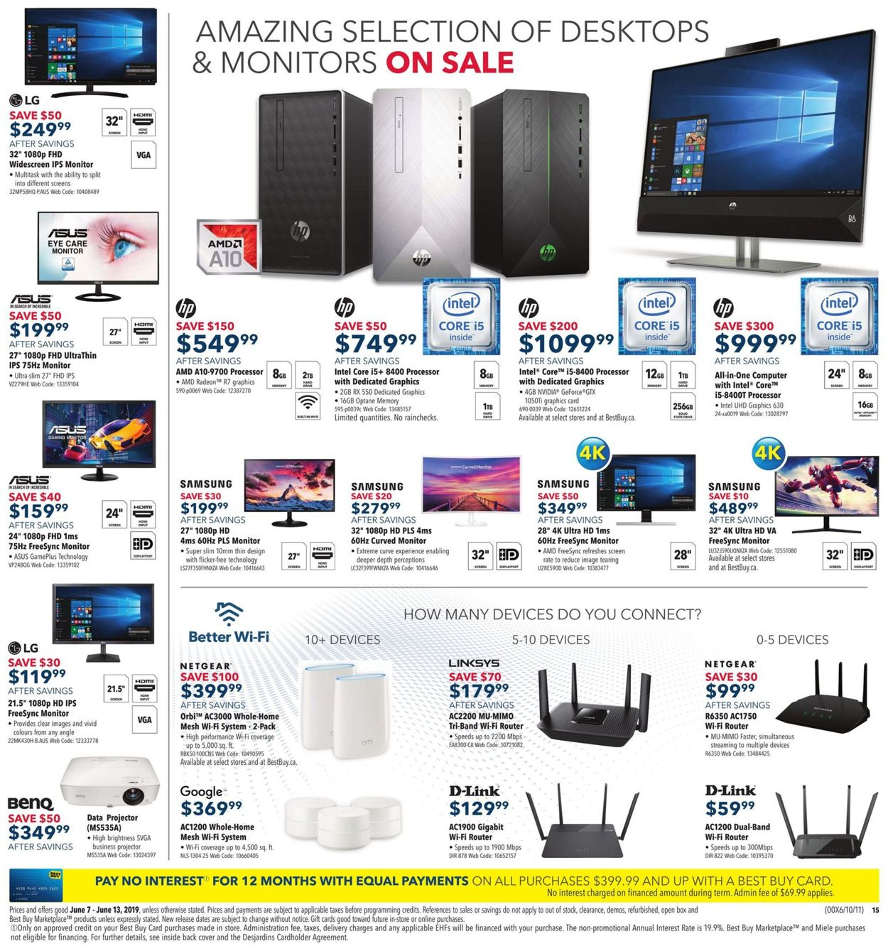 Best Buy Flyer - 06/07-06/13/2019 (Page 27)
