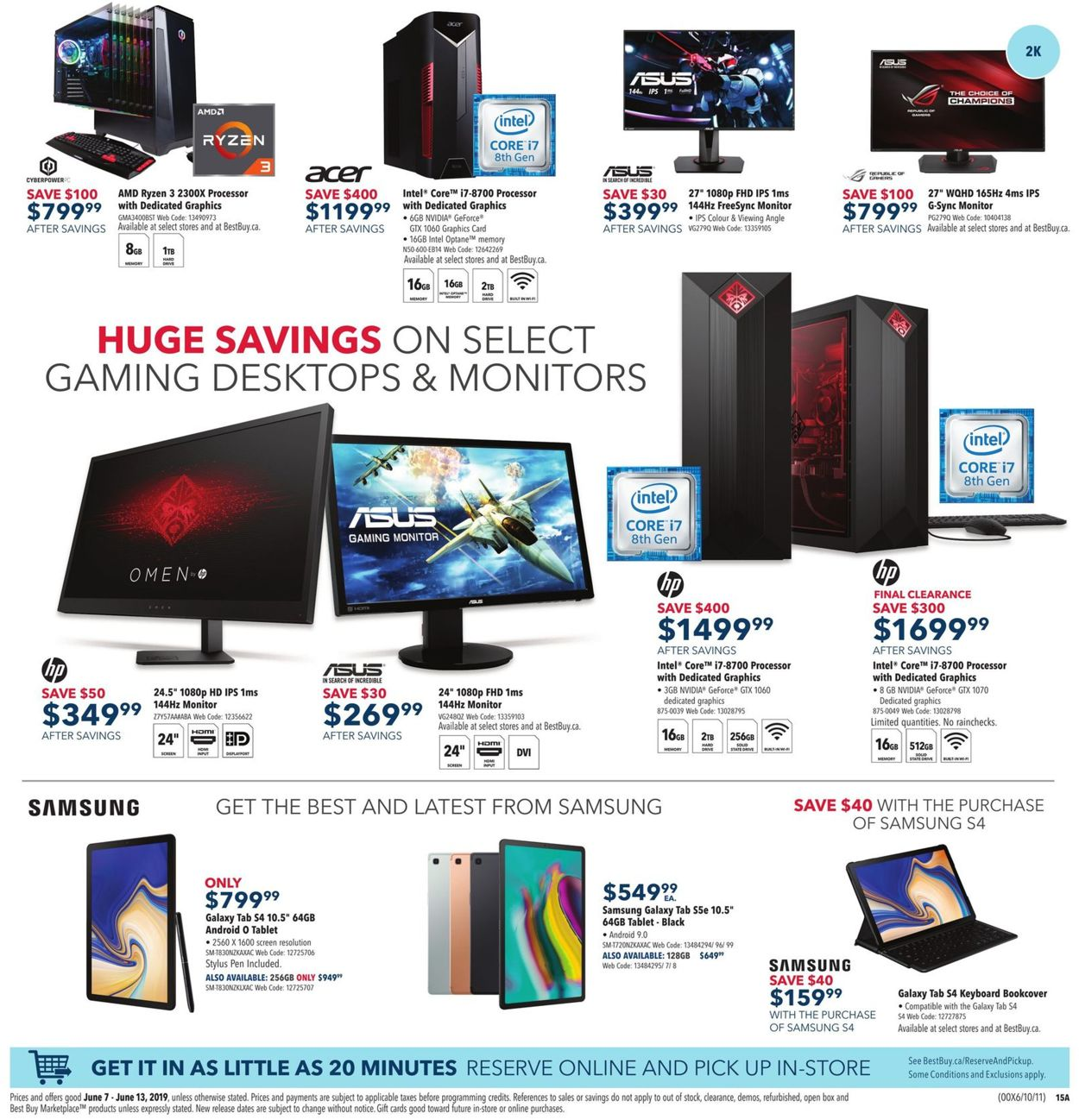 Best Buy Flyer - 06/07-06/13/2019 (Page 28)