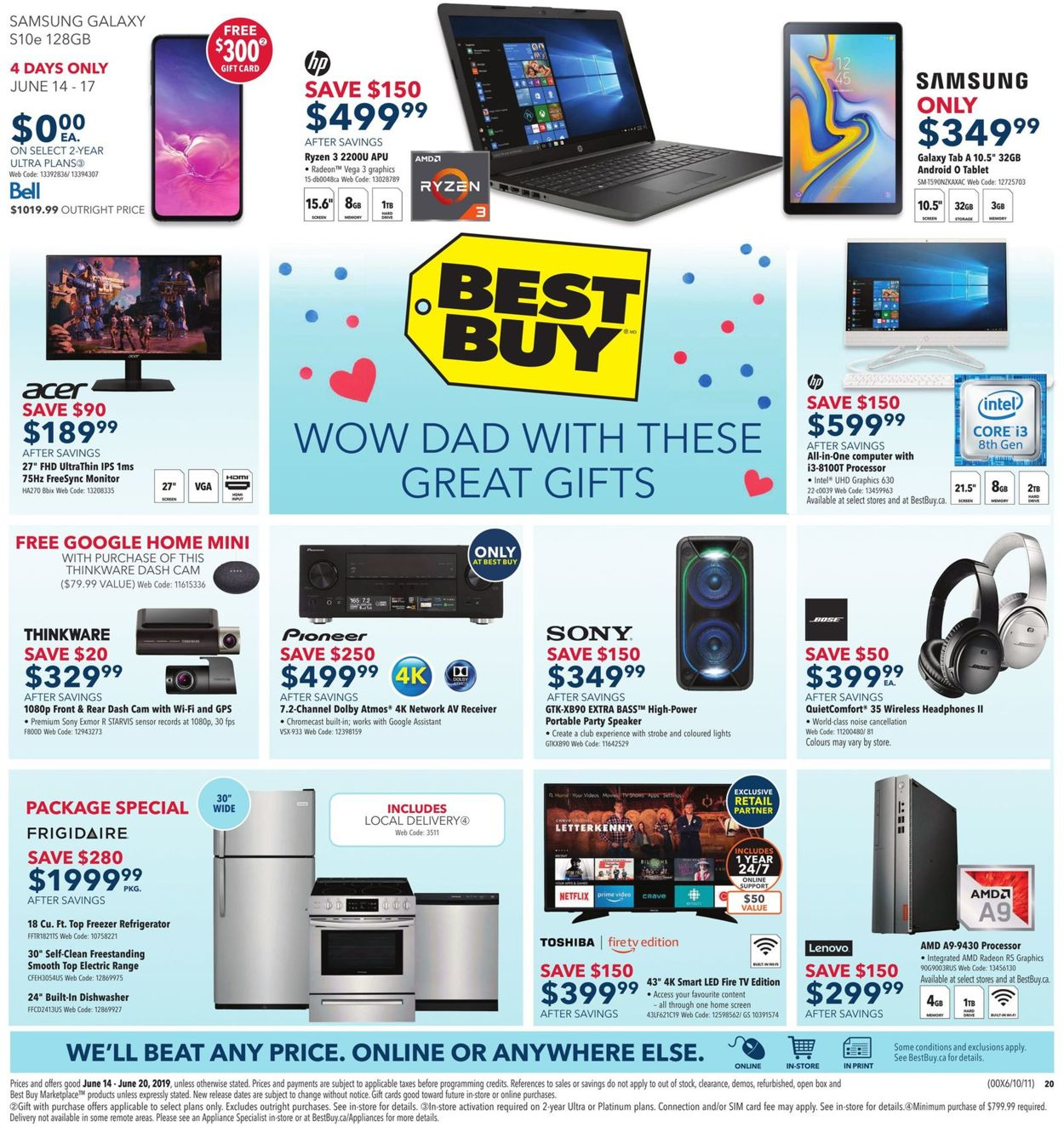 Best Buy Flyer - 06/14-06/20/2019 (Page 3)