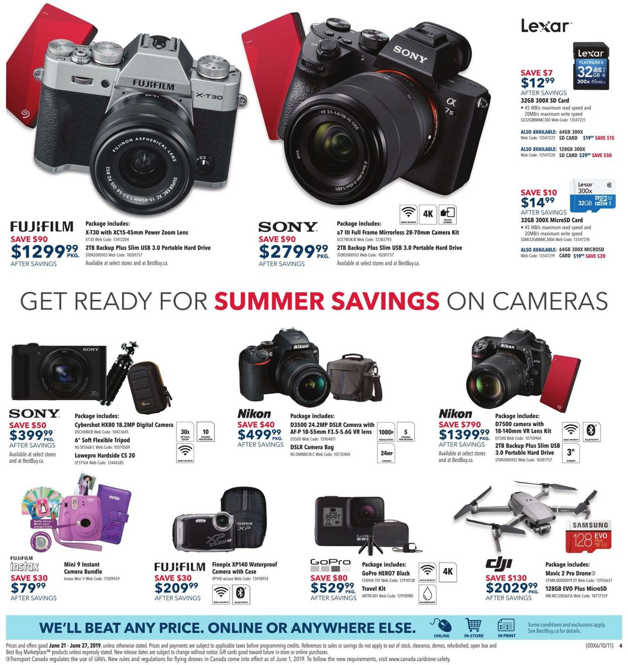 Best Buy Flyer - 06/21-06/27/2019 (Page 7)