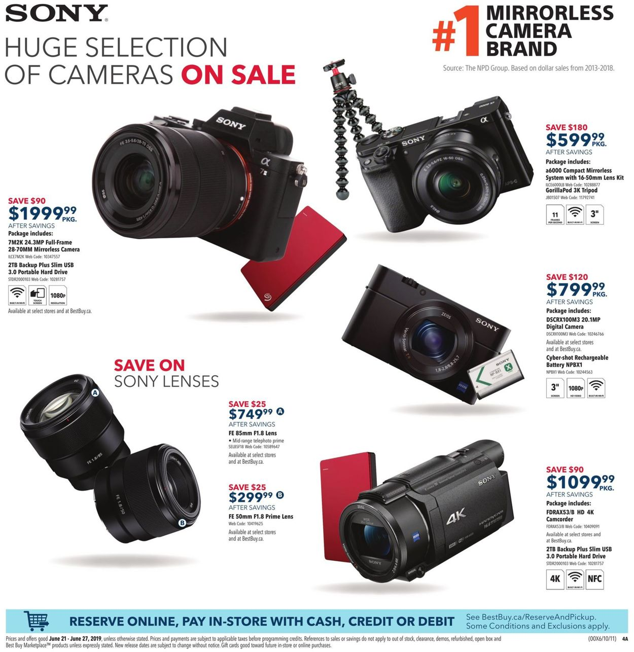 Best Buy Flyer - 06/21-06/27/2019 (Page 8)