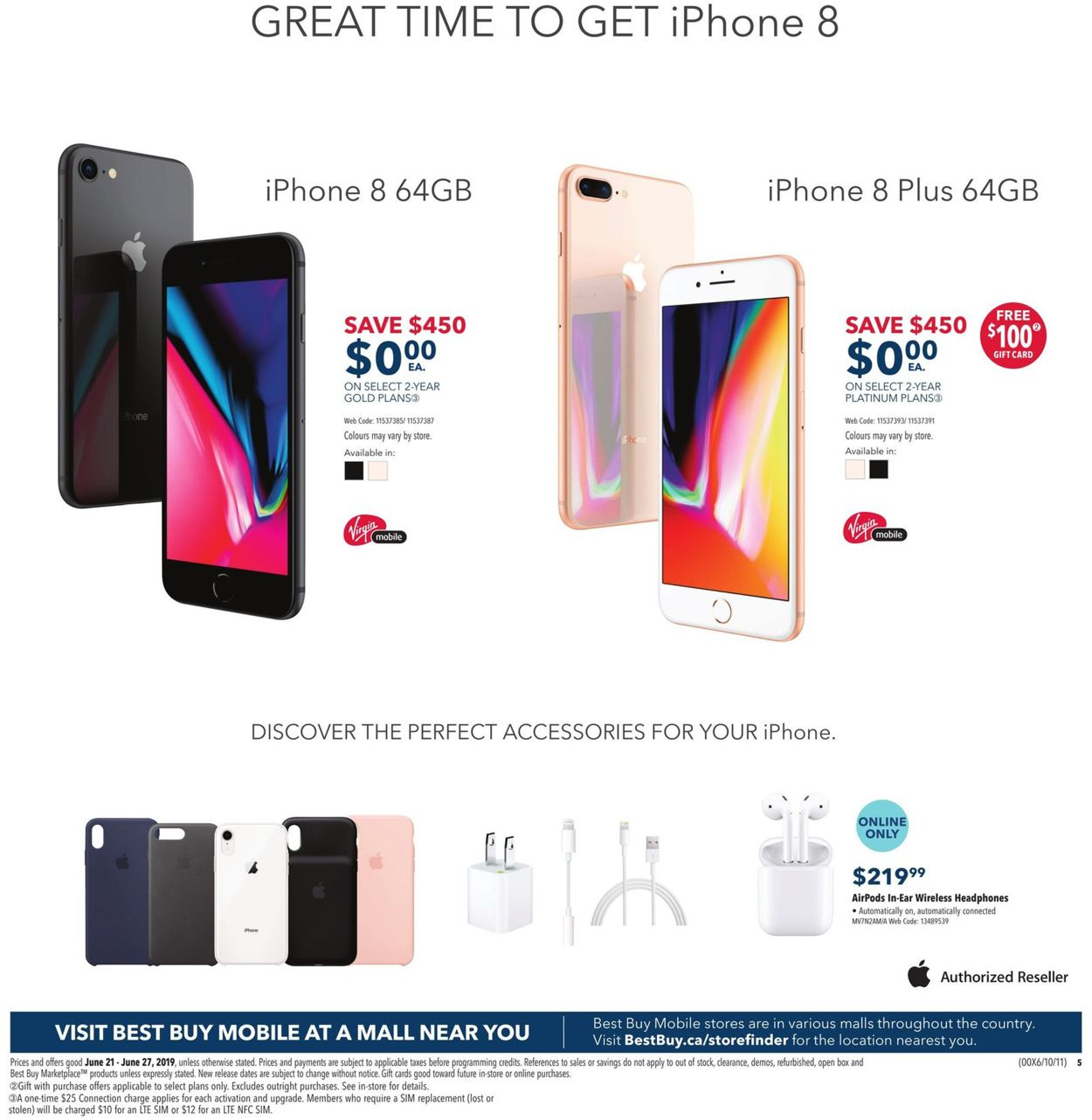 Best Buy Flyer - 06/21-06/27/2019 (Page 9)