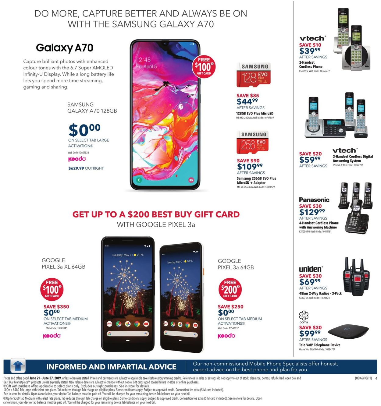 Best Buy Flyer - 06/21-06/27/2019 (Page 10)