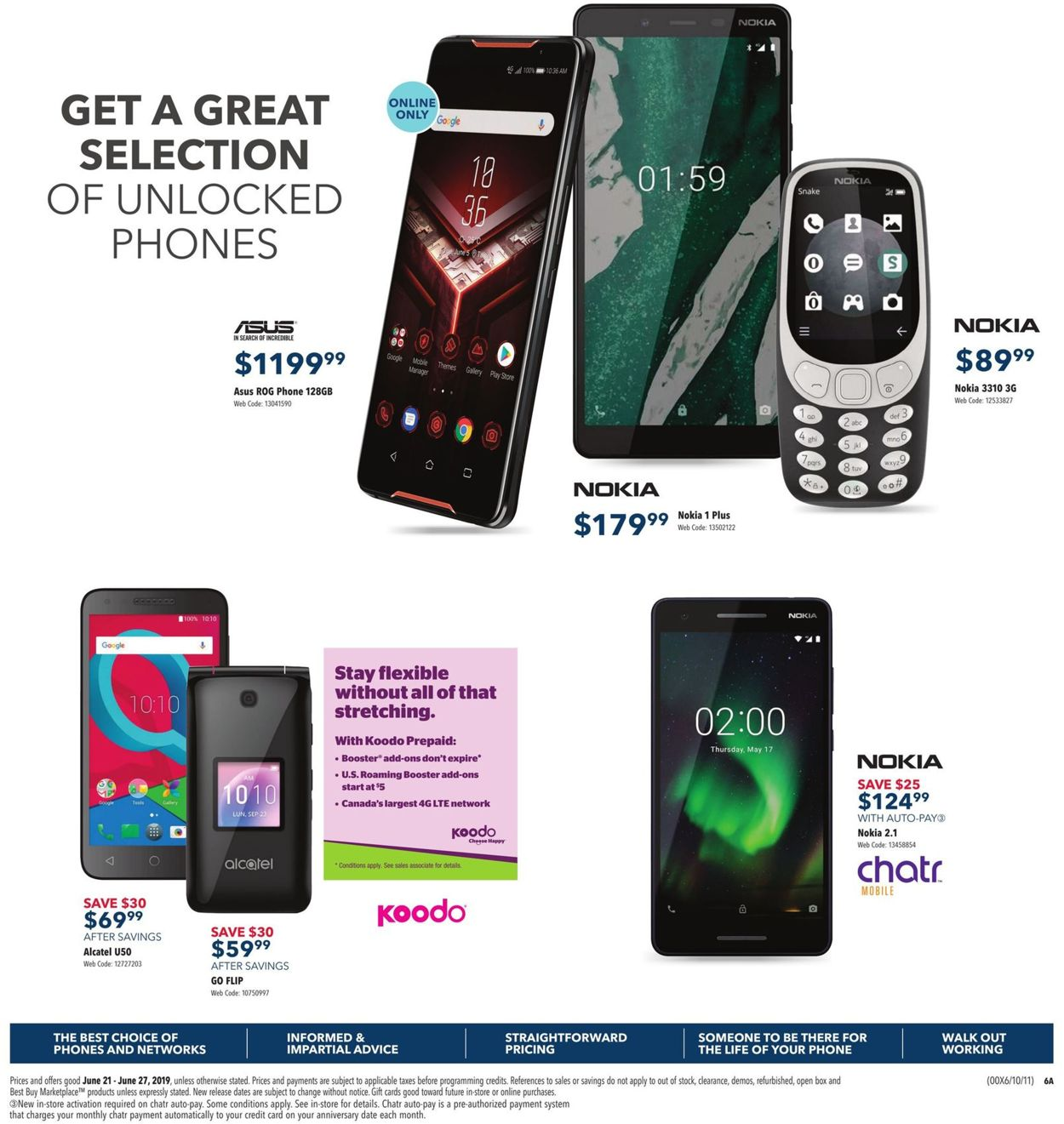 Best Buy Flyer - 06/21-06/27/2019 (Page 11)