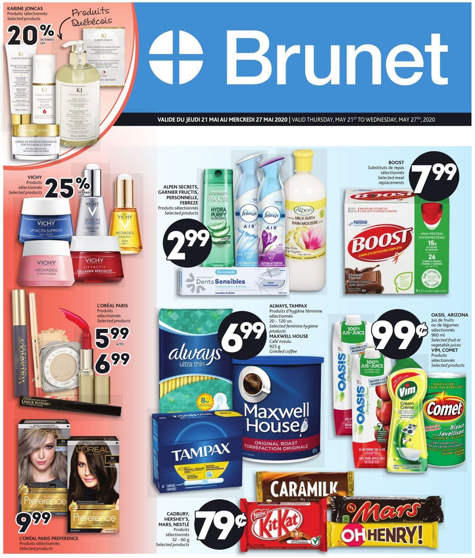 Brunet Flyer - 05/21-05/27/2020
