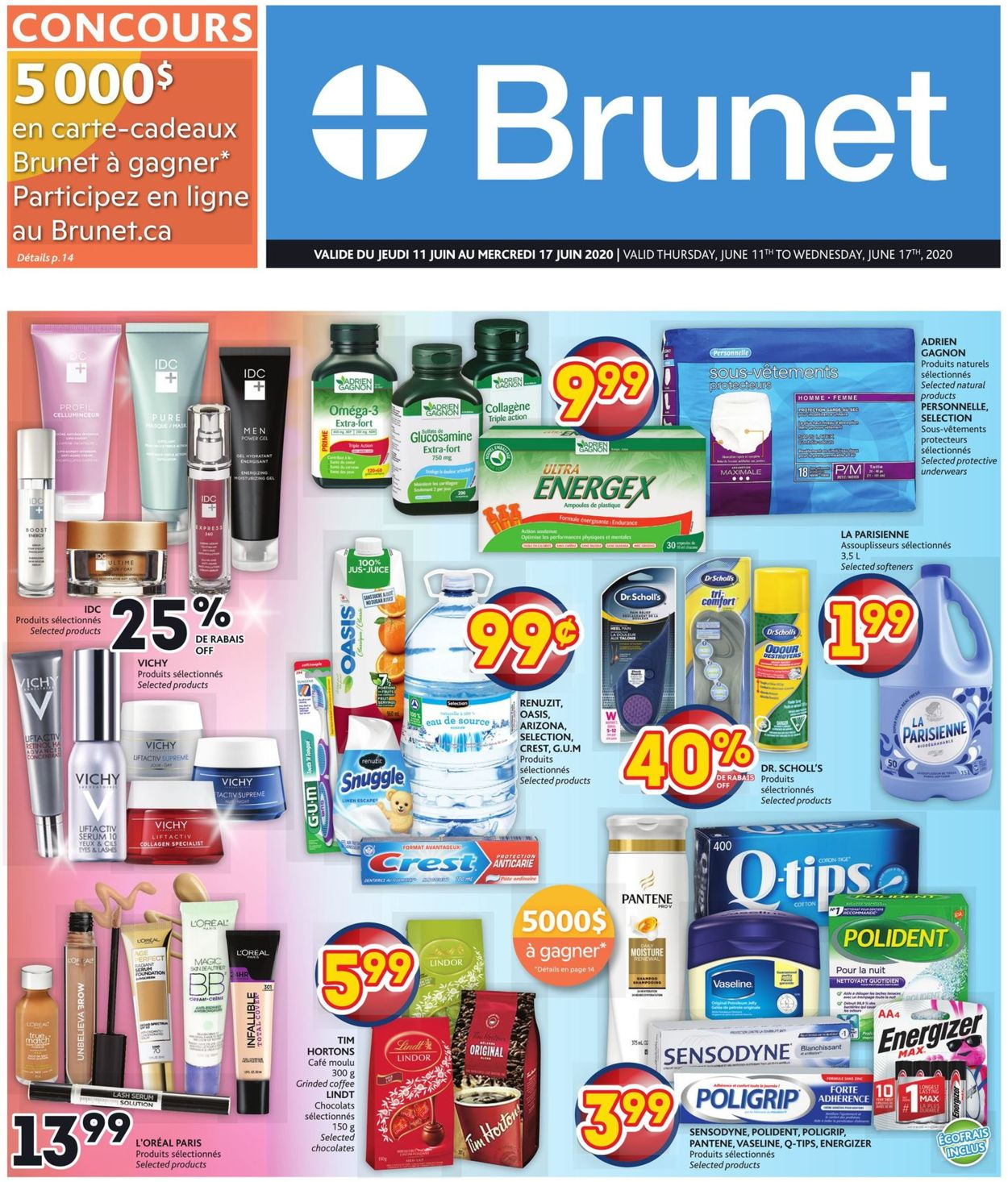 Brunet Flyer - 06/11-06/17/2020