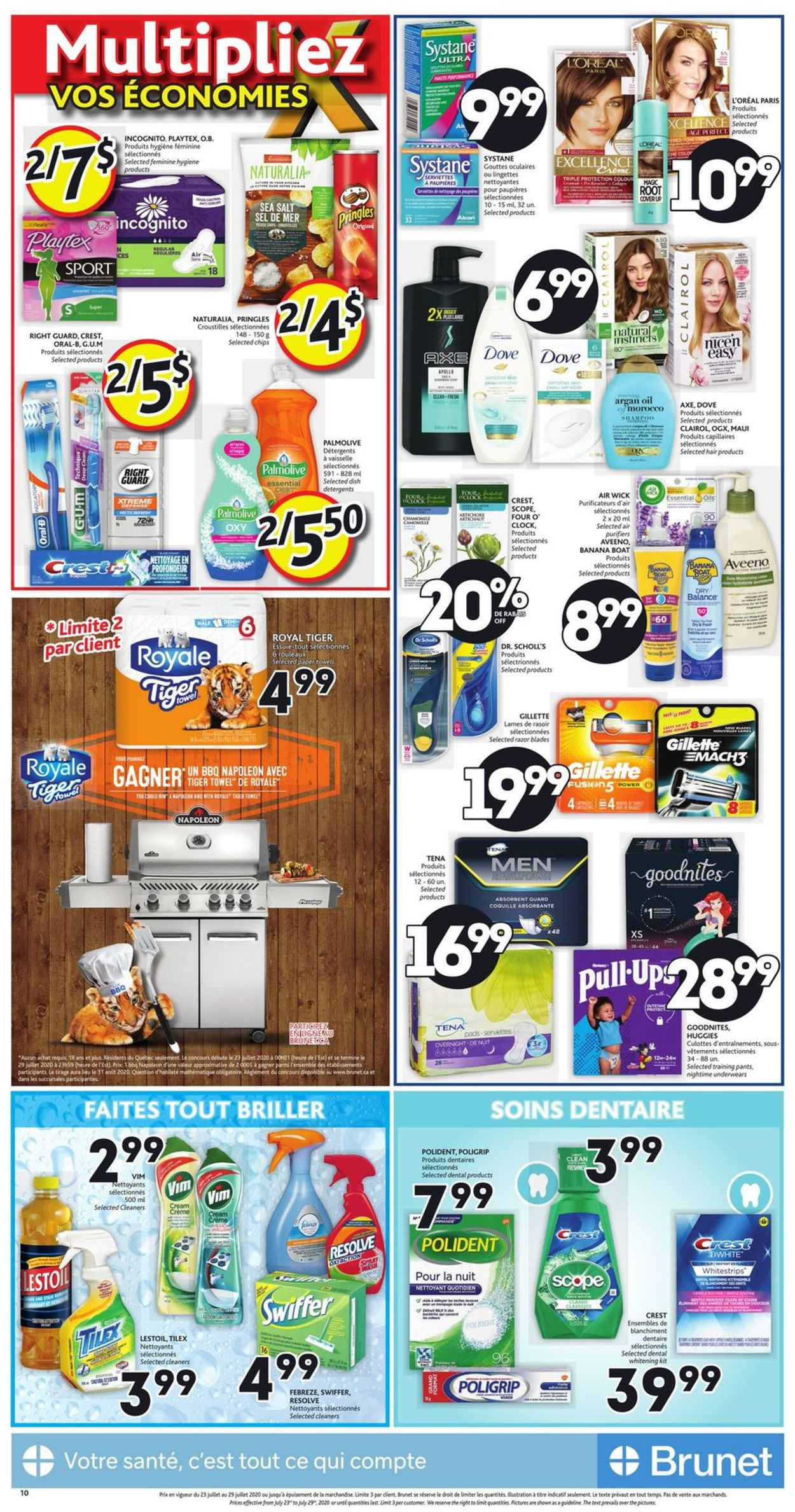 Brunet Flyer - 07/23-07/29/2020 (Page 10)